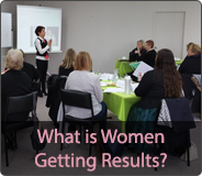 What is Women Getting Results