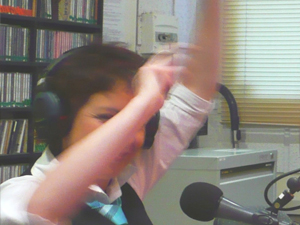 Caren on Radio